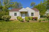 MLS# 2247042 - 2710 Mashburn Rd in Mashburn Heights Subdivision in Nashville Tennessee - Real Estate Home For Sale