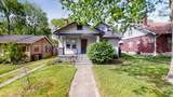 MLS# 2248937 - 1205 Shelton Ave in Inglewood Place Subdivision in Nashville Tennessee - Real Estate Home For Sale