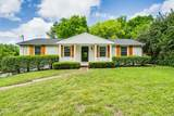MLS# 2250490 - 356 Blackman Rd in Caldwell Hall- Crieve Hall Subdivision in Nashville Tennessee - Real Estate Home For Sale