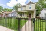 MLS# 2251113 - 1103 N 2nd St in Benedict Land/Lindsley Subdivision in Nashville Tennessee - Real Estate Home For Sale