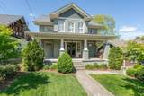 MLS# 2252395 - 1708 Linden Ave in Belmont Land Subdivision in Nashville Tennessee - Real Estate Home For Sale