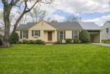 MLS# 2253294 - 3402 Woodhaven Dr in Pleasant Valley Subdivision in Nashville Tennessee - Real Estate Home For Sale