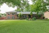 MLS# 2254753 - 5825 Fireside Dr in Hearthstone Subdivision in Brentwood Tennessee - Real Estate Home For Sale