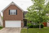 MLS# 2254832 - 5623 Hickory Park Dr in Rivendell Woods Subdivision in Antioch Tennessee - Real Estate Home For Sale