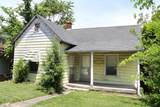 MLS# 2255273 - 2808 Torbett St. in T M Steger Subdivision in Nashville Tennessee - Real Estate Home For Sale