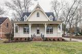 MLS# 2255466 - 1005 Evans St in Downtown Franklin Subdivision in Franklin Tennessee - Real Estate Home For Sale