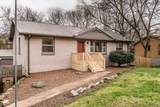 MLS# 2255911 - 4950 Packard Dr in Fairlane Park Annex Subdivision in Nashville Tennessee - Real Estate Home For Sale