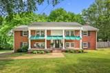 MLS# 2256351 - 2512 Lincoya Ct in Lincoya Hills Subdivision in Nashville Tennessee - Real Estate Home For Sale
