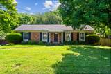 MLS# 2256905 - 4722 Danby Dr in Caldwell Hall Subdivision in Nashville Tennessee - Real Estate Home For Sale