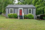 MLS# 2257745 - 1415 Norvel Ave in Youngs Inglewood Annex Subdivision in Nashville Tennessee - Real Estate Home For Sale