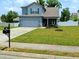 MLS# 2257858 - 510 Creekpoint Ln in Creeksbend Sec 1 Ph 1 Subdivision in Murfreesboro Tennessee - Real Estate Home For Sale