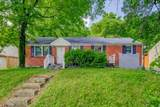 MLS# 2258983 - 1308 Saturn Dr in Stardust Acres Subdivision in Nashville Tennessee - Real Estate Home For Sale