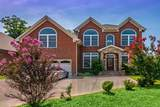 MLS# 2259926 - 2824 Brentwood Knoll Ct in Brentwood Knoll Subdivision in Nashville Tennessee - Real Estate Home For Sale