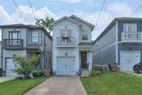 MLS# 2261174 - 507 Eastboro Dr in Charlotte Park Subdivision in Nashville Tennessee - Real Estate Home For Sale