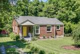 MLS# 2263565 - 2313 Shadow Ln in Riverwood Heights Subdivision in Nashville Tennessee - Real Estate Home For Sale