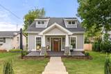 MLS# 2280664 - 3516 Elkins Ave in Charlotte Park Subdivision in Nashville Tennessee - Real Estate Home For Sale Zoned for Park Avenue Enhanced Option