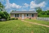 MLS# 2281923 - 849 Rose Park Dr in Rose Estates Subdivision in Nashville Tennessee - Real Estate Home For Sale Zoned for Rosebank Elementary