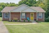 MLS# 2282101 - 120 Minnette Ct in Shepardwood Subdivision in Nashville Tennessee - Real Estate Home For Sale Zoned for Jere Baxter Middle School