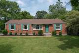MLS# 2282600 - 3929 E Ridge Dr in Locustwood Subdivision in Nashville Tennessee - Real Estate Home For Sale Zoned for John Overton Comp High School