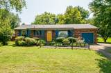 MLS# 2285296 - 850 Rose Park Dr in Inglewood Subdivision in Nashville Tennessee - Real Estate Home For Sale Zoned for Rosebank Elementary
