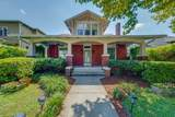 MLS# 2285423 - 928 Fatherland St in Historic Edgefield Subdivision in Nashville Tennessee - Real Estate Home For Sale Zoned for Stratford STEM