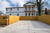 MLS# 2285696 - 1902 Bransford Ave in 541 Wedgewood Townhomes Subdivision in Nashville Tennessee - Real Estate Home For Sale Zoned for Glencliff Comp High School