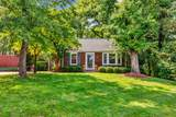 MLS# 2285728 - 3407 Woodhaven Dr in Pleasant Valley Subdivision in Nashville Tennessee - Real Estate Home For Sale Zoned for Waverly-Belmont Elementary