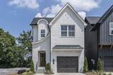 MLS# 2286802 - 418 W Bend Drive, Unit B in Charlotte Park Subdivision in Nashville Tennessee - Real Estate Home For Sale Zoned for Charlotte Park Elementary