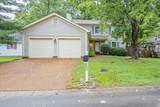 MLS# 2288081 - 705 Ashfield Ct in Villages Of Brentwood Subdivision in Nashville Tennessee - Real Estate Home For Sale Zoned for John Overton Comp High School