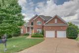MLS# 2288202 - 508 Almadale Ct in Cloverland Park Subdivision in Brentwood Tennessee - Real Estate Home For Sale Zoned for William Henry Oliver Middle School