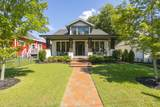 MLS# 2289070 - 198 Manchester Ave in Beaumont Place Subdivision in Nashville Tennessee - Real Estate Home For Sale Zoned for Rosebank Elementary