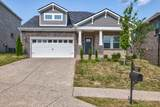 MLS# 2290326 - 5517 Mulligan Ct in The Reserve At Stone Hall Subdivision in Hermitage Tennessee - Real Estate Home For Sale Zoned for McGavock Comp High School