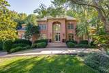 MLS# 2290897 - 540 Grand Oaks Dr in Belle Rive Subdivision in Brentwood Tennessee - Real Estate Home For Sale
