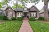 MLS# 2292556 - 3621 Central Ave in Richland Realty Co Subdivision in Nashville Tennessee - Real Estate Home For Sale