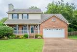 MLS# 2292927 - 711 Brent Glen Pl in Brentwood Glen Subdivision in Nashville Tennessee - Real Estate Home For Sale Zoned for Granbery Elementary