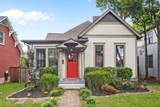 MLS# 2293823 - 1703 Woodland St in Lockeland Subdivision in Nashville Tennessee - Real Estate Home For Sale