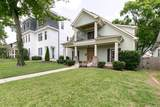 MLS# 2296059 - 1814 Beech Ave in Waverly Place Subdivision in Nashville Tennessee - Real Estate Home For Sale