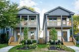 MLS# 2296108 - 1609 9th Ave N, Unit A&B in Germantown / Buena Vista Subdivision in Nashville Tennessee - Real Estate Home For Sale