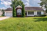 MLS# 2297593 - 1243 Azure Way in Evergreen Farms Sec 7 Subdivision in Murfreesboro Tennessee - Real Estate Home For Sale