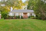 MLS# 2299429 - 3507 Rainbow Pl in Marengo Park Woodmont Subdivision in Nashville Tennessee - Real Estate Home For Sale