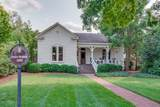MLS# 2300944 - 901 W Main St in Historic Subdivision in Franklin Tennessee - Real Estate Home For Sale