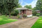 MLS# 2302067 - 530 American Road in Charlotte Park Subdivision in Nashville Tennessee - Real Estate Home For Sale