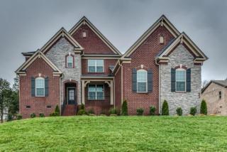 1501 Underwood Drive, Lot 23, Nolensville, TN 37135 (MLS #1810511) :: NashvilleOnTheMove | Benchmark Realty