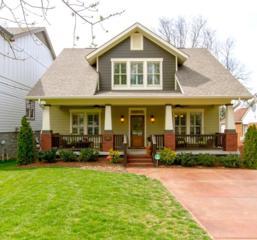 3623 A Wilbur Pl, Nashville, TN 37204 (MLS #1811649) :: NashvilleOnTheMove   Benchmark Realty