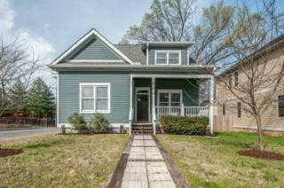 700 N 2nd St, Nashville, TN 37207 (MLS #1811862) :: NashvilleOnTheMove | Benchmark Realty