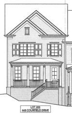 443 Courfield Drive, Lot 203, Franklin, TN 37064 (MLS #1811926) :: NashvilleOnTheMove | Benchmark Realty
