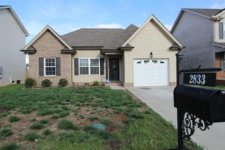 2833 Painted Pony Dr, Murfreesboro, TN 37128 (MLS #1812637) :: The Mohr Group at RE/MAX Elite