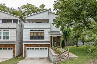 MLS# 2194006 - 1110 Campbell St, Unit A in East Nashville in Nashville Tennessee 37206