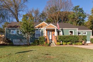 MLS# 2194743 - 1602 Riverwood Dr in Country Club Estates in Nashville Tennessee 37216