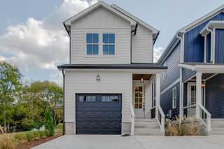 MLS# 2195458 - 827 Watts Ln in New Home on Watts Lane in Nashville Tennessee 37209